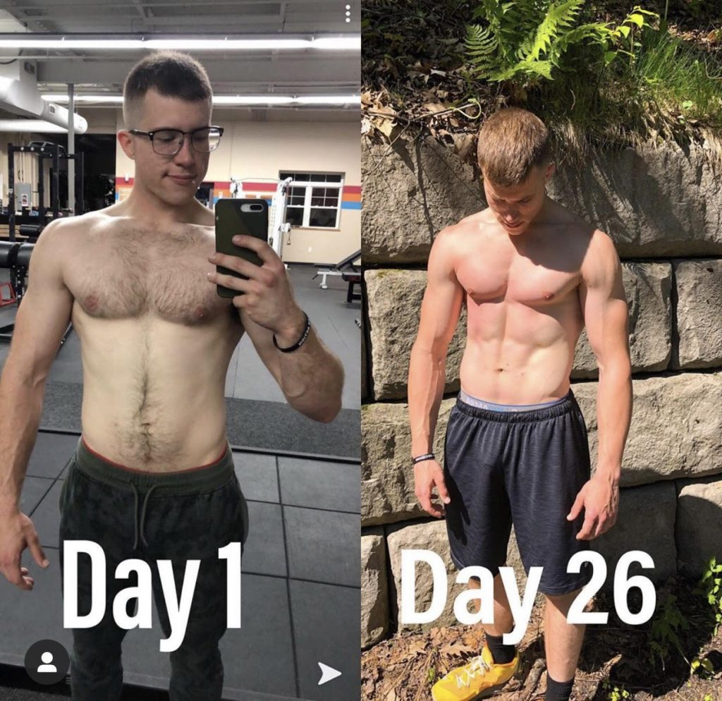 I Found Out I Could Actually Lose Weight AND Build Muscle by Using